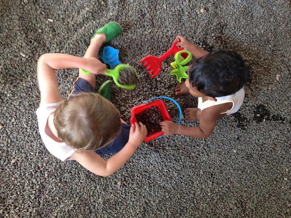 voyager avec un enfant au sri lanka