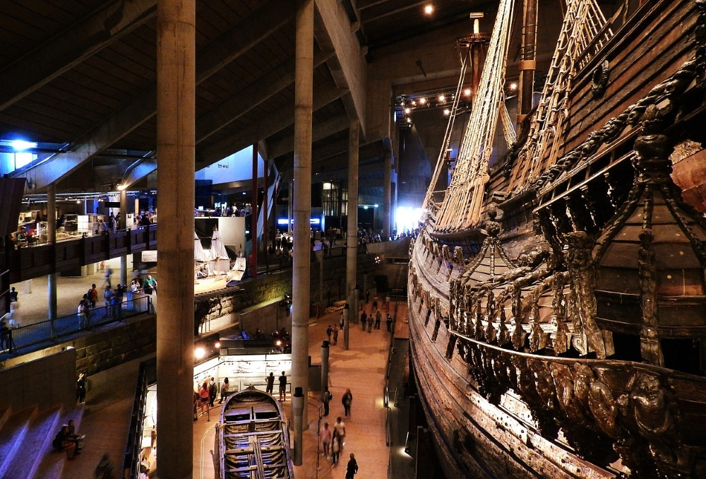 3 jours stockholm musée