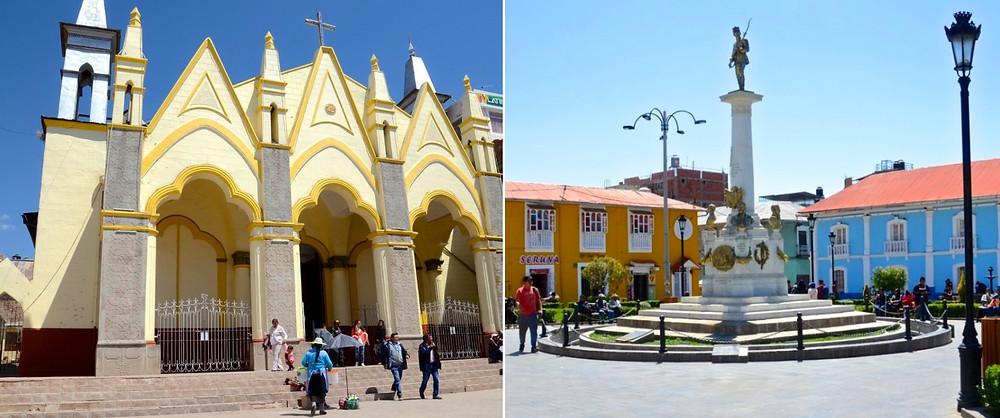 Eglise San Juan de Puno