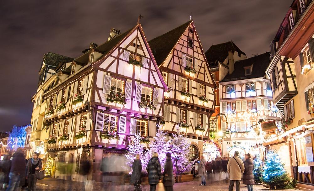 Noël Colmar Alsace