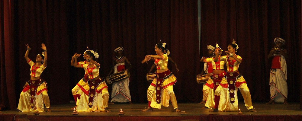 Dancing Theater de kandy