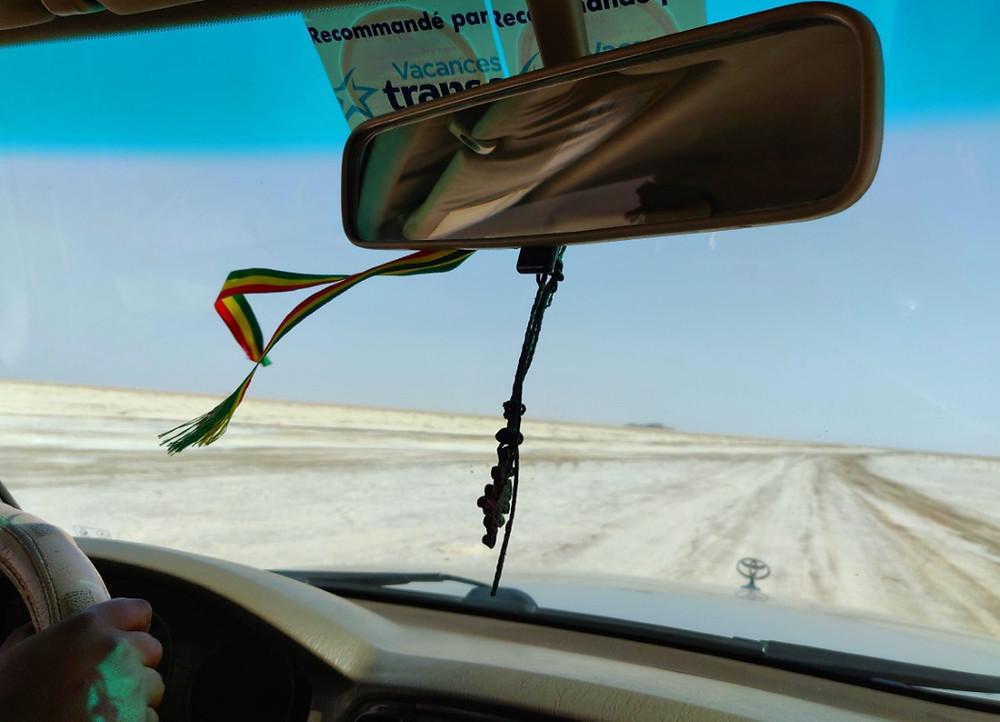lac Karoum Ethiopie route
