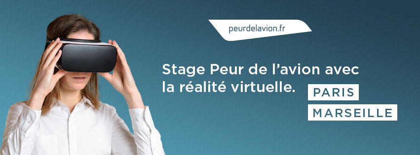 peur de l'avion stage