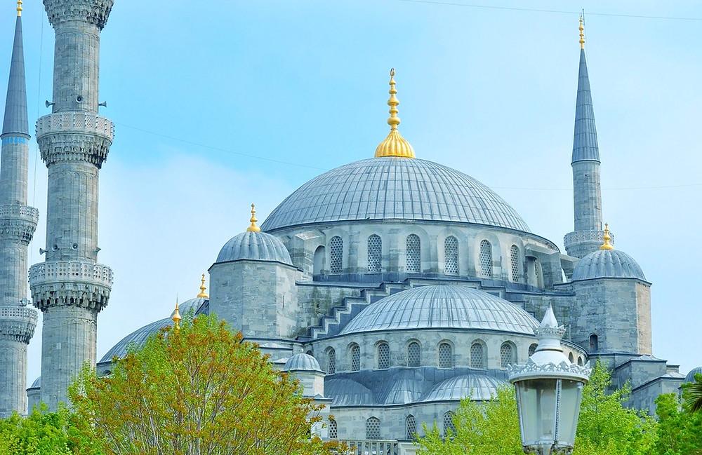 istanbul en 3 jours - mosquée bleue