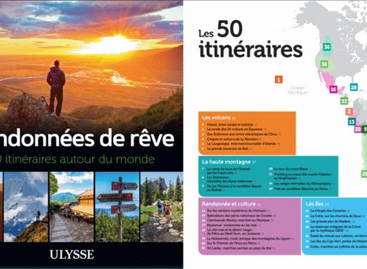 """""""Randonnées de rêve - 50 itinéraires autour du monde"""""""
