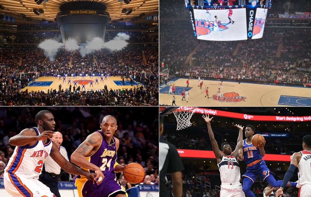 New York Insolite NBA
