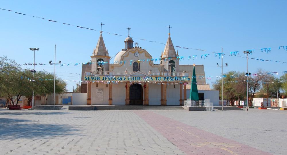 Eglise Tirana Pica Chili