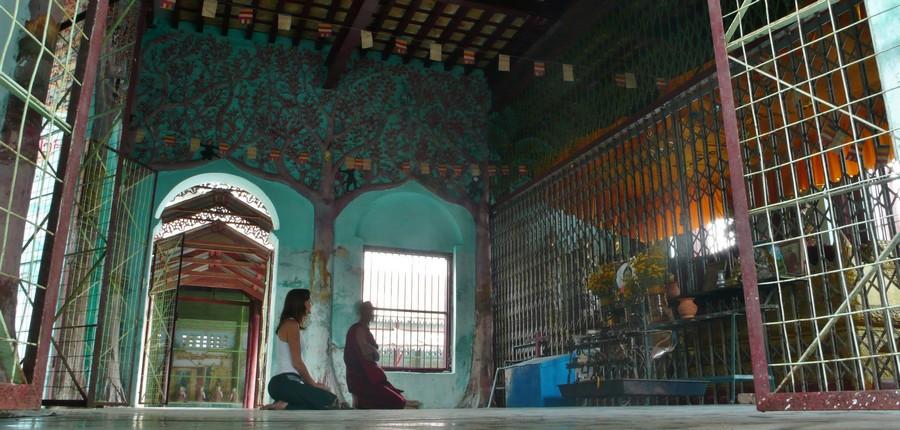 Bouddha Mahamuni Mandalay