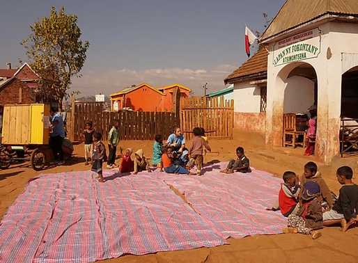 Association solidaire à Antsirabé, Madagascar