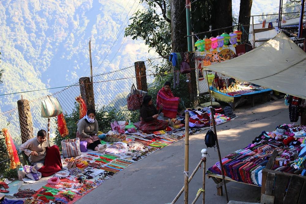 Voyage à Darjeeling en Inde