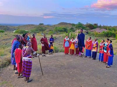 Maasai Lodge Itineraire voyage Tanzanie