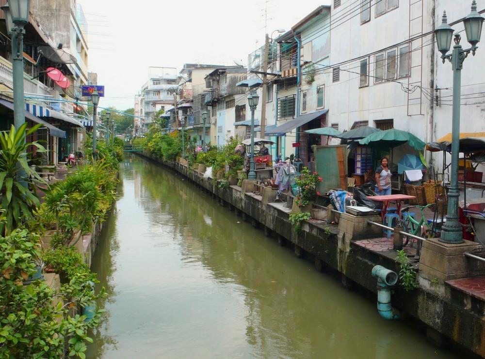 bangkok canaux