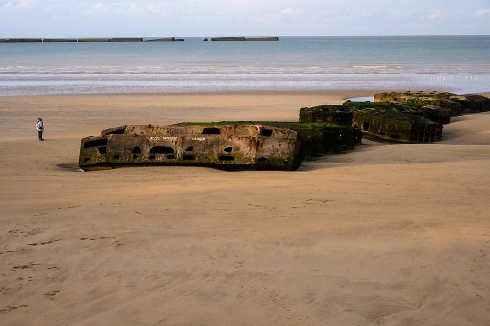 plages du débarquement