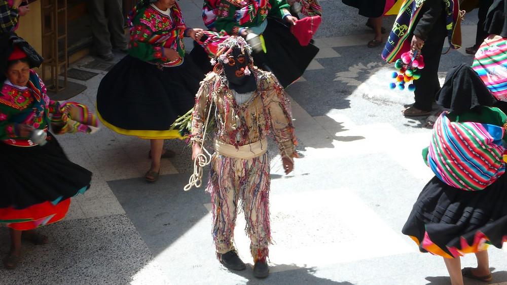 Puno Pérou festival de la chandeleur