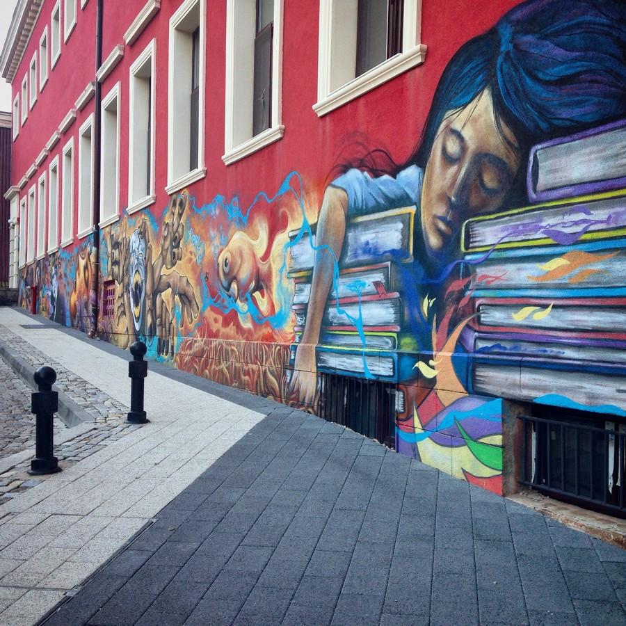 Plovdiv bulgarie street art