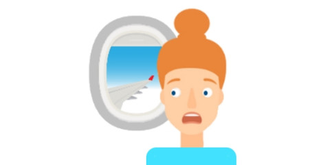 Vaincre sa peur de l'avion
