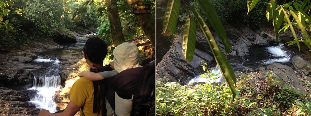 Uvita Cascade El Pavón Costa Rica