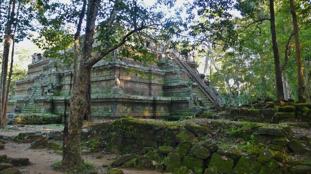 Le Phiméanakas temple angkor