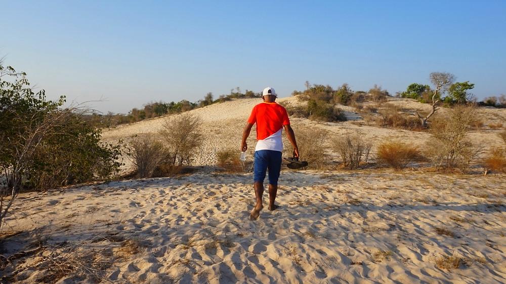dune Tsaravahiny de Mangily