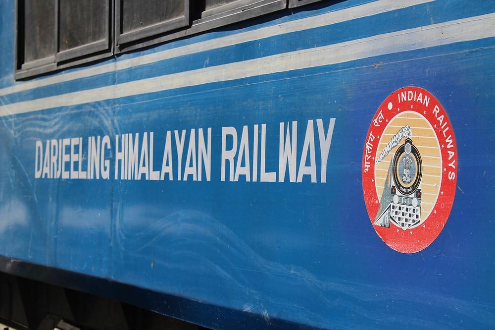 Toy train Darjeeling, Inde
