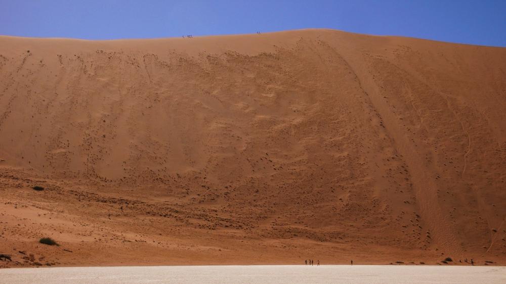 descente dune