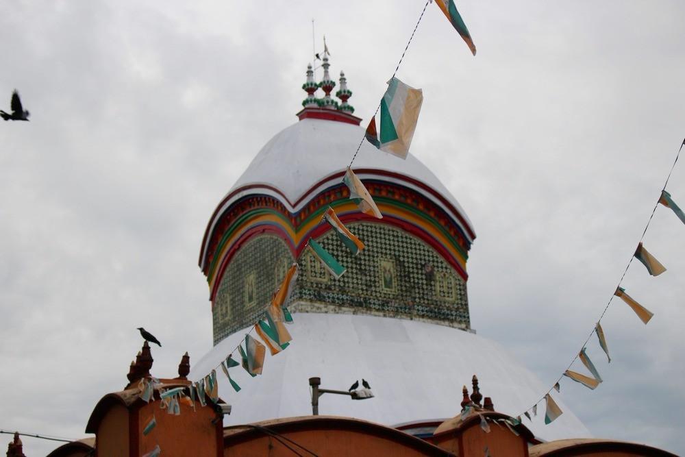 Temple Kali Ghat