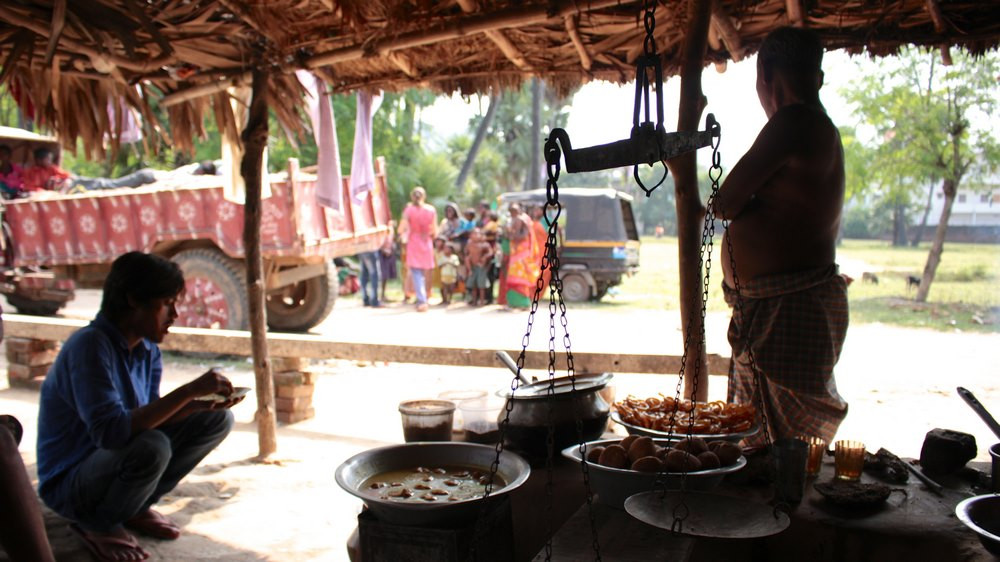 Village Bodhgaya