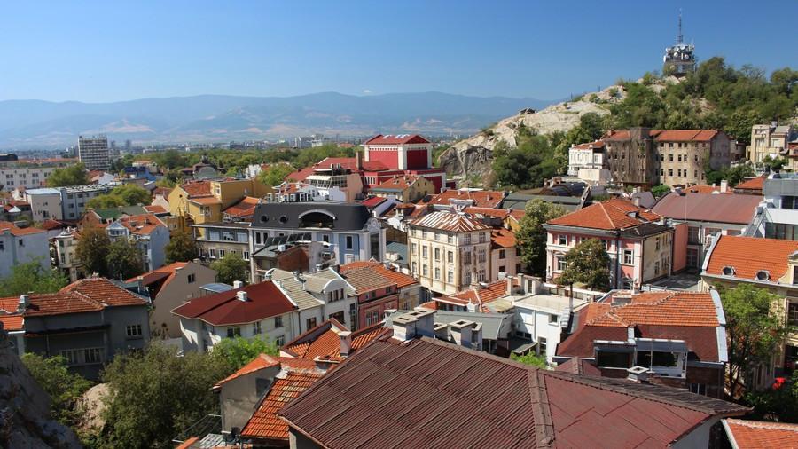 plovdiv en bulgarie
