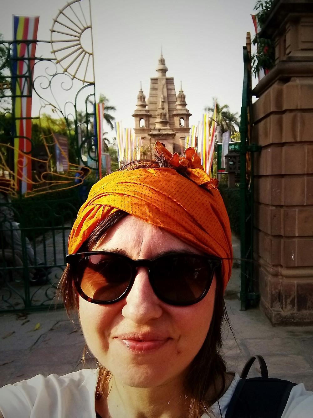 Pétunia Voyage Inde