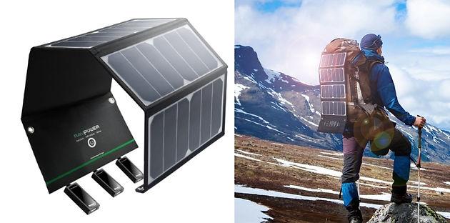 """Résultat de recherche d'images pour """"chargeur solaire de voyage"""""""""""