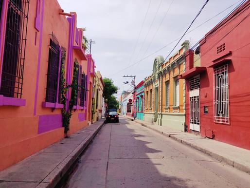 Santa Marta en Colombie