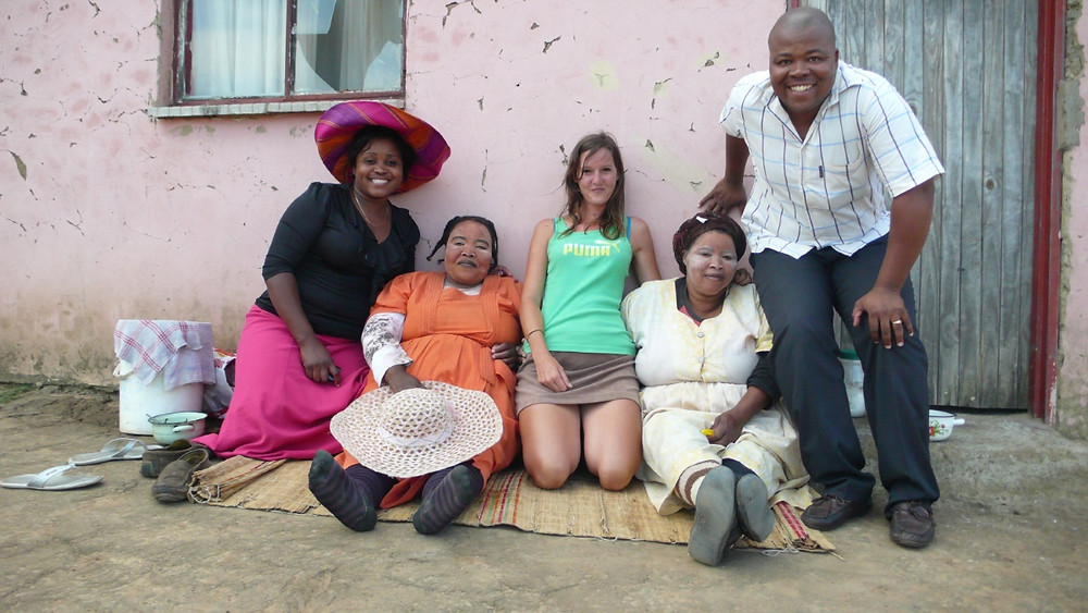 village roosboom afrique du sud