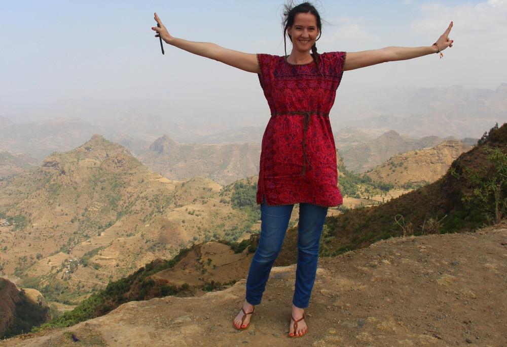 simien trek ethiopie