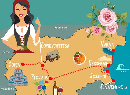 Road Trip de 15 Jours en Bulgarie