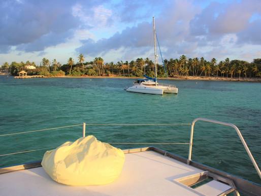 Hébergement insolite en Guadeloupe dans un Aqua Lodge
