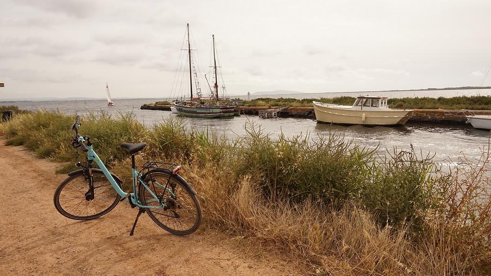 marseillan sète à vélo