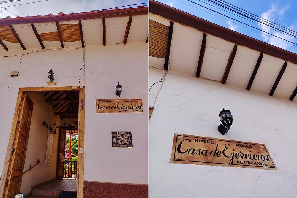 Casa de Ejercicios Zapatoca Colombie
