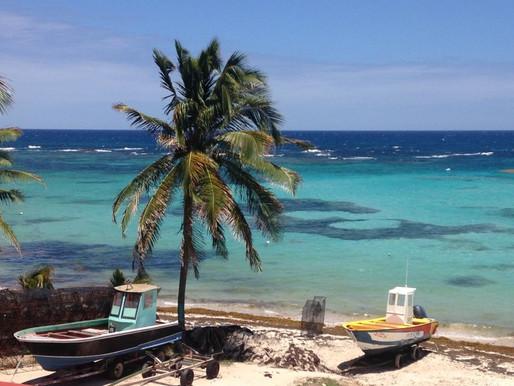 L'île de la Désirade, la Guadeloupe loin des touristes