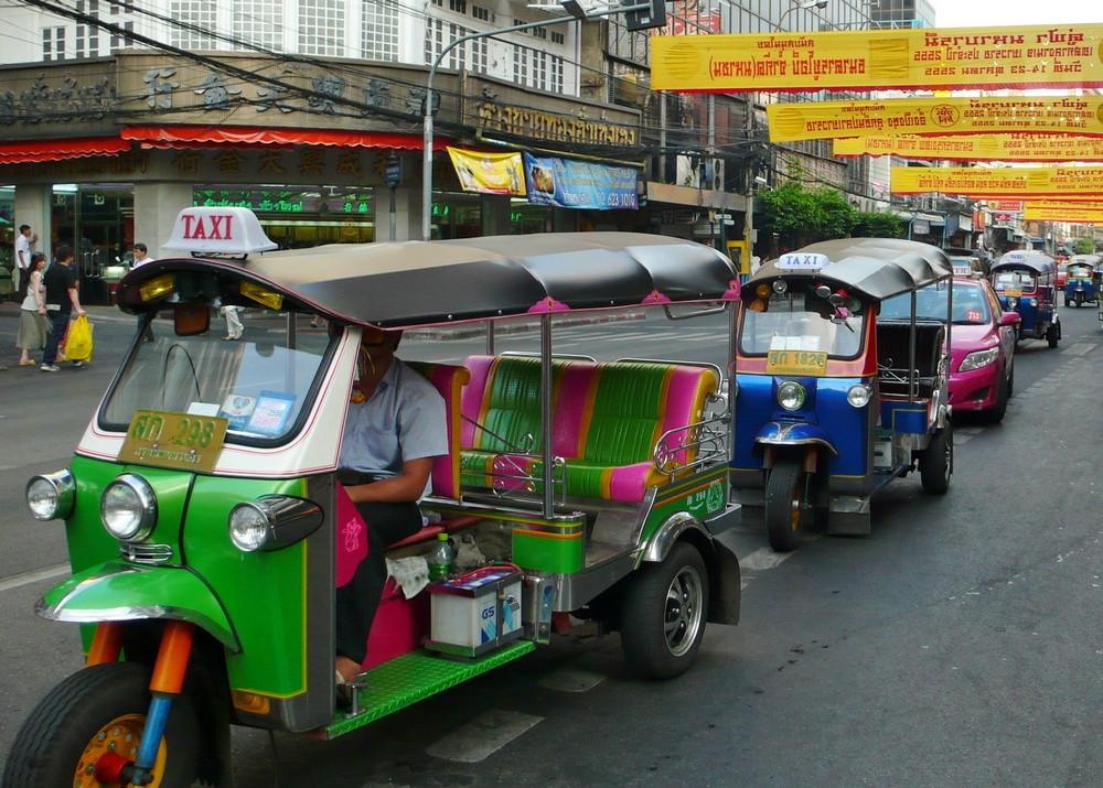 4 jours à Bangko Thailande