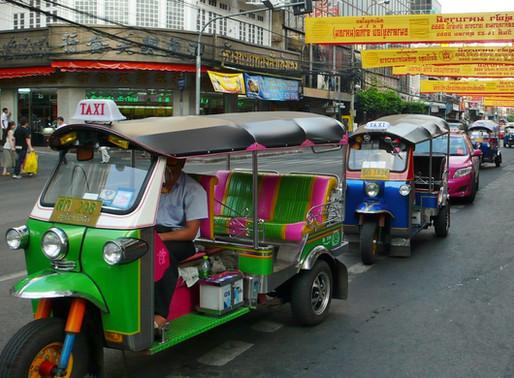 4 Jours à Bangkok en Thaïlande