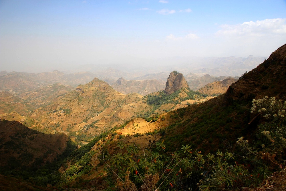 Parc National du Simien