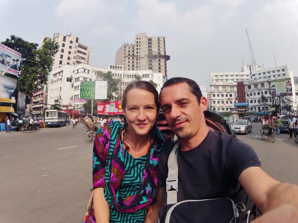 voyage à Khulna Bangladesh