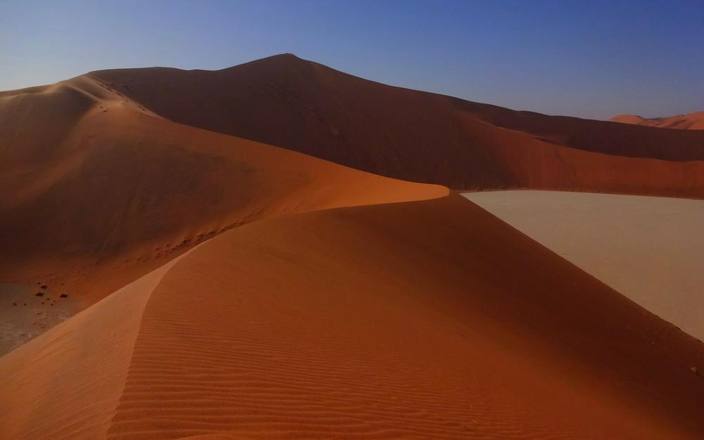 dunes sossusvlei vue
