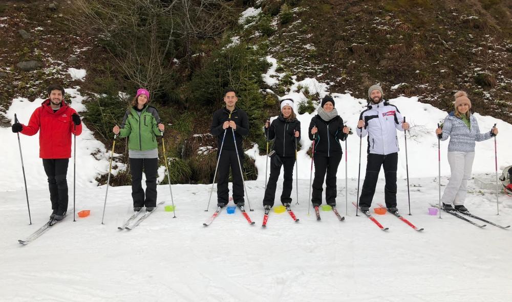 biathlon Massif des vosges initiation