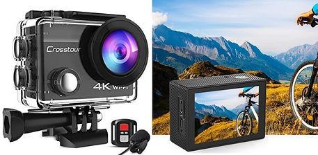 Gadget caméra de voyage