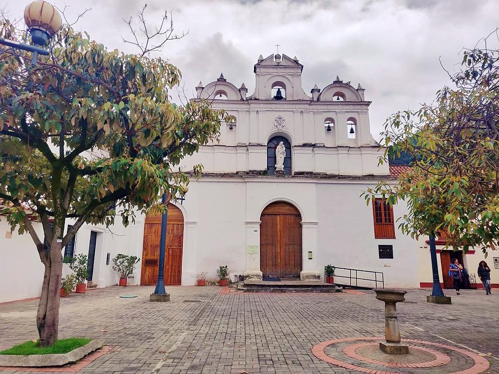 Iglesia Nuestra Señora de las Agua