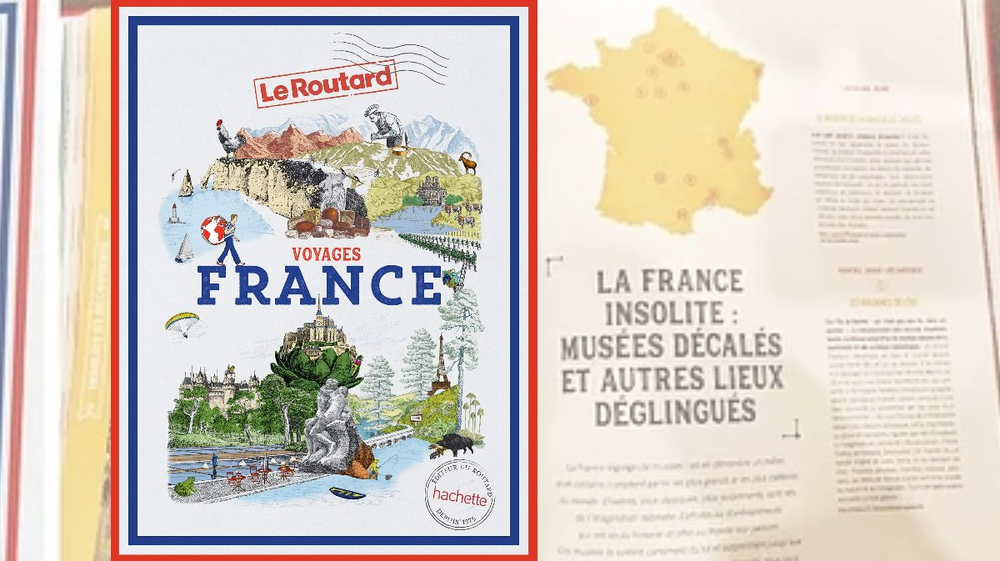 Guide voyage en France