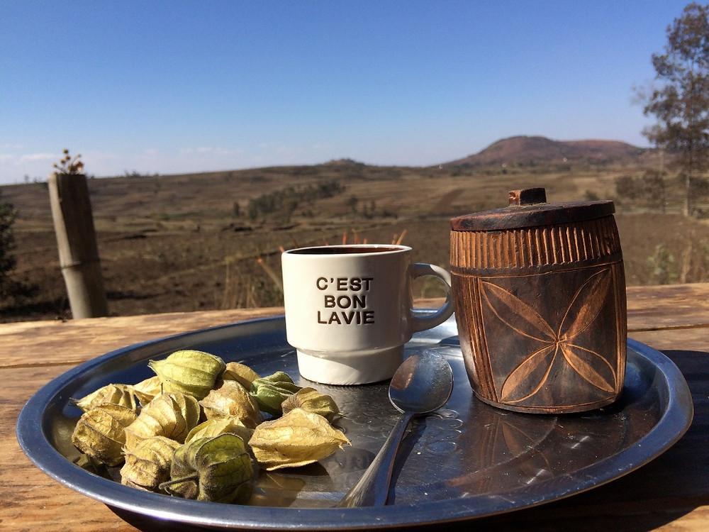 Café Lac tritriva