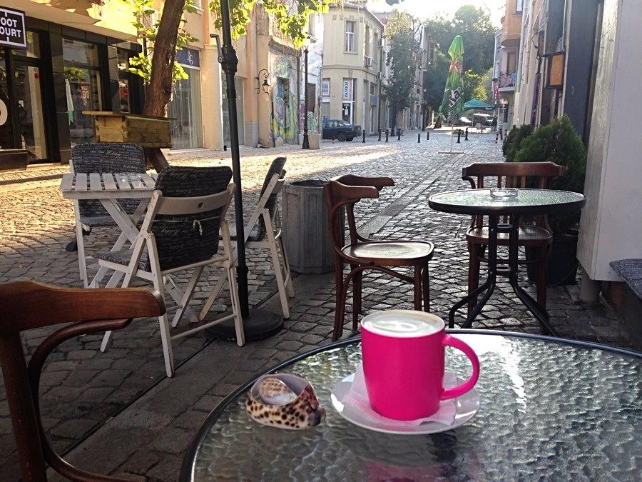 Vieille ville Plovdiv