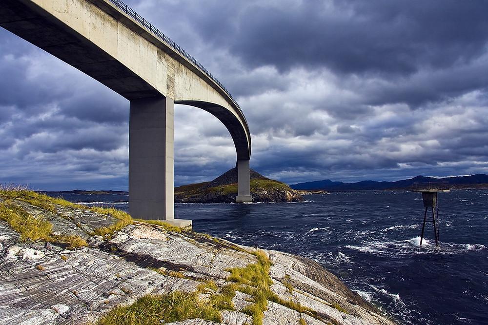 Atlanterhavsveien norvège